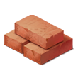 Asset Clay Bricks