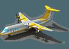 Level 3 Cargo Plane
