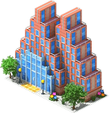 Pyramid Apartments