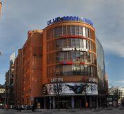 RealWorld Cinema Sphere Movie Theater