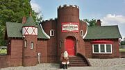 RealWorld Santa's Candy Castle