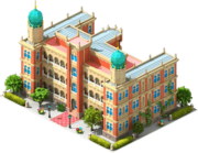Business Island Town Hall L5