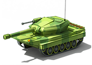 LP-53 Light Tank L1