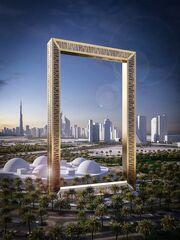 RealWorld Dubai Frame Viewing Platform