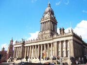 RealWorld Leeds Town Hall