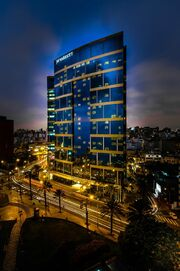 RealWorld Sofitel Royal Park Lima (Night)
