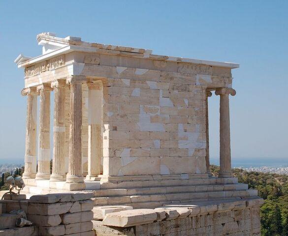 File:RealWorld Temple of Athena Nike.jpg