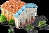 Roman Civilization Institute Initial