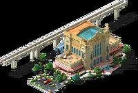Riverside Station L1