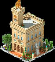 San Marino Parliament Palace