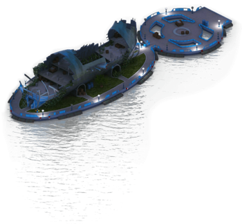 Golden Submarine Casino Initial