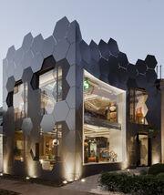 RealWorld Honeycomb Hotel