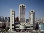 RealWorld Shanghai Center Hotel