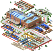 Wood Processing Plant (Industrial Complex) L3