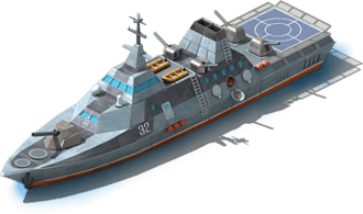 LCS-56 Coastal Ship L1