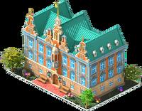 Malmo Town Hall