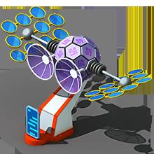 CS-48 Communications Satellite L1