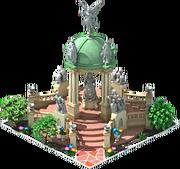 Monument to Royal Splendour