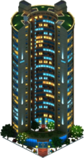 Pearl Bank Apartments (Night)