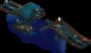 Constellation Bridge Construction