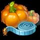 Contract Measuring Height in Pumpkins