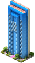 Hawaii Skyscraper