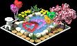 Japanese Pond (Valentine's Day)