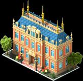 Madagascar Presidential Palacee