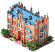 Building Hildenbrand House