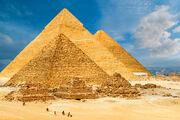 RealWorld Egyptian Pyramids
