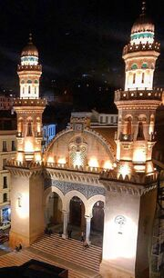 RealWorld Ketchaoua Mosque (Night)
