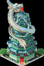 Silver Dragon Pagoda