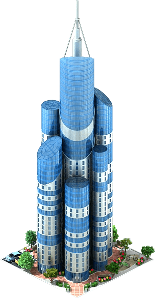 Real World Buildings: Production | Megapolis Wiki | Fandom