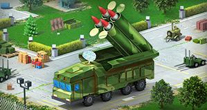 Arms Race XXIV Background