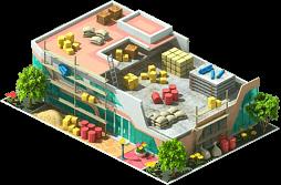 Cargo Transport Company Construction
