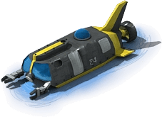 DSRV-56 Underwater Rescue Vehicle L1