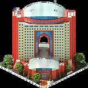 Antaeus Hotel Complex