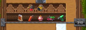 Santa's Hideaway Vault