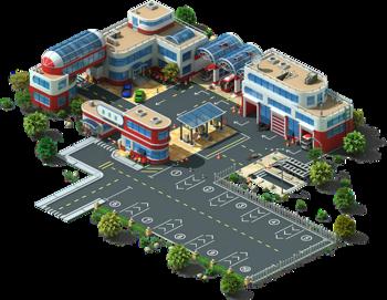 Bus Station L3