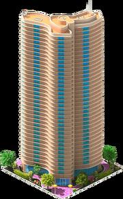 Edificio Niemeyer Building