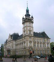 RealWorld Bielsko-Biala Town Hall