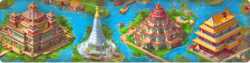 Road to Shambhala Background