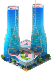 Cryolite Tower