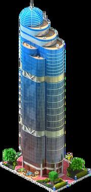 Mong Kok Tower