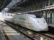 RealWorld Tsubame Locomotive Arch