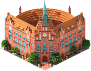 Lichtenberg Town Hall