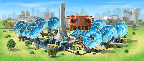 Solar Farm Artwork