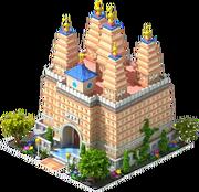 Diamond Throne Pagoda