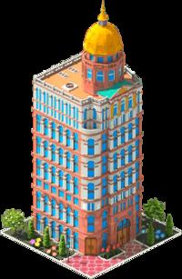 New York World Building