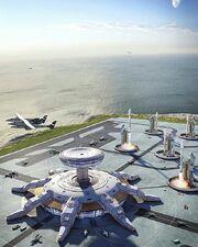 RealWorld Spaceship Area